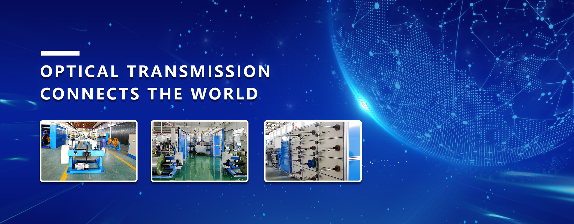 Optical Fiber Cable Production Line & Solution Provider