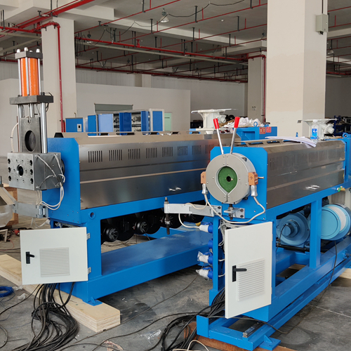 Optical Fiber Cable Sheathing Line